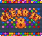 ClearIt 8 juego