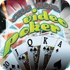 Club Vegas Casino Video Poker juego