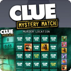 Clue Mystery Match juego
