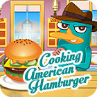 Cooking American Hamburger juego