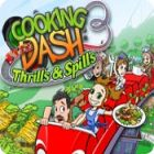 Cooking Dash 3: Thrills and Spills juego