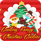Cooking Frenzy. Christmas Cookies juego