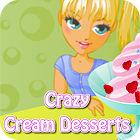 Crazy Cream Desserts juego