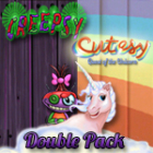 Creepsy and Cutsey Double Pack juego