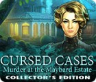 Cursed Cases: Murder at the Maybard Estate Collector's Edition juego
