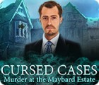Cursed Cases: Murder at the Maybard Estate juego