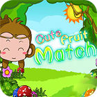 Cute Fruit Match juego