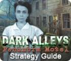 Dark Alleys: Penumbra Motel Strategy Guide juego