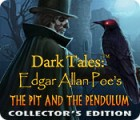 Dark Tales: Edgar Allan Poe's The Pit and the Pendulum Collector's Edition juego