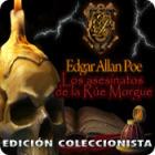 Dark Tales: Los asesinatos de la Rúe Morgue por Edgar Allan Poe - Edición Coleccionista juego