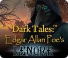 Dark Tales: Edgar Allan Poe's Lenore juego
