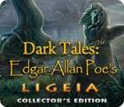Dark Tales: Edgar Allan Poe's Ligeia Collector's Edition juego