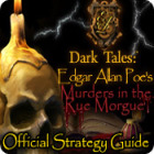 Dark Tales: Edgar Allan Poe's Murders in the Rue Morgue Strategy Guide juego