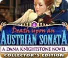 Death Upon an Austrian Sonata: Una Novela de Dana Knightstone Edición Coleccionista juego