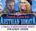 Death Upon an Austrian Sonata: A Dana Knightstone Novel: Strategy Guide juego