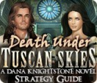Death Under Tuscan Skies: A Dana Knightstone Novel Strategy Guide juego