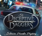 The Deceptive Daggers: Solitaire Murder Mystery juego