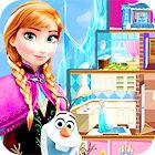 Decorate Frozen Castle juego