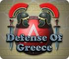 Defense of Greece juego