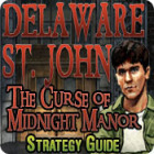 Delaware St. John: The Curse of Midnight Manor Strategy Guide juego