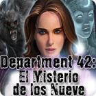 Department 42: El Misterio de los Nueve juego