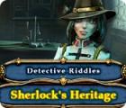 Detective Riddles: Sherlock's Heritage juego