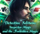 Detective Solitaire: Inspector Magic And The Forbidden Magic juego