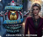 Detectives United II: The Darkest Shrine Collector's Edition juego