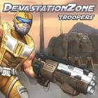 Devastation Zone Troopers juego
