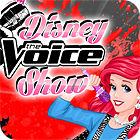 Disney The Voice Show juego
