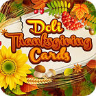Doli Thanksgiving Cards juego