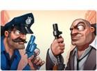 Doodle Mafia juego