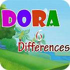 Dora Six Differences juego