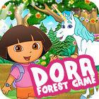 Dora. Forest Game juego