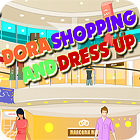 Dora - Shopping And Dress Up juego