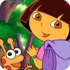 Dora the Explorer: Online Coloring Page juego