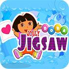 Dora the Explorer: Jolly Jigsaw juego