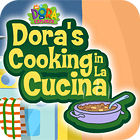 Dora's Cooking In La Cucina juego