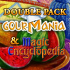 Double Pack Gourmania and Magic Encyclopedia juego