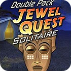 Double Pack Jewel Quest Solitaire juego