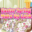 Easter Spring Make Up Look juego