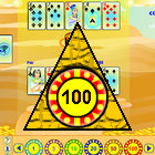Egyptian Caribbean Poker juego
