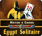 Egypt Solitaire Match 2 Cards juego
