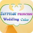 Egyptian Princess Wedding Cake juego