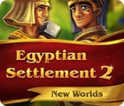 Egyptian Settlement 2: New Worlds juego