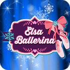 Elsa Ballerina juego