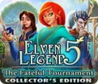 Elven Legend 5: The Fateful Tournament Collector's Edition juego