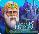 Elven Legend 5: The Fateful Tournament juego