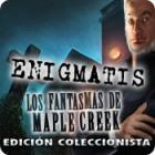 Enigmatis: Los fantasmas de Maple Creek Edición Coleccionista juego