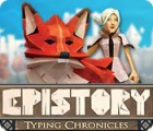 Epistory: Typing Chronicles juego